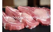 Côte de porc x2
