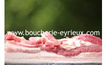 Poitrine de porc (pièce de 300g)