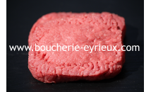 Steak hâché du boucher x1