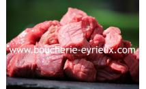 Viande pour Bourguignon (ensemble de 1kg200)