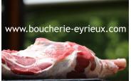 Gigot d'agneau avec os (pièce de 2kg500)