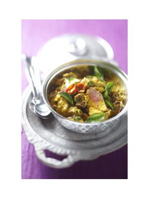 Emincé de bœuf au curry