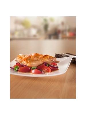Cuisses de lapin tomate et basilic
