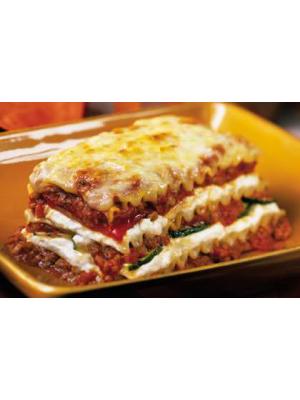 Lasagne au porc