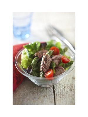 Salade de bœuf estivale