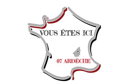 Vous êtes en Ardèche